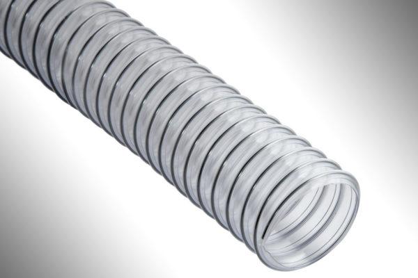 Clear Flexible Dust Collection Hose - 2-12'' Diameter 22784