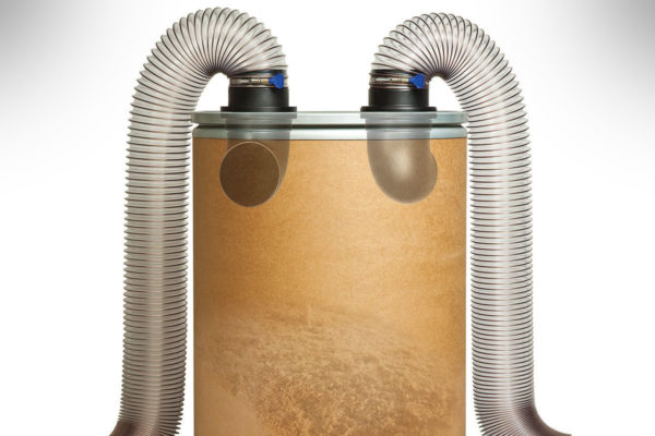 Dust Right® 4'' Dust Separator Components 34367
