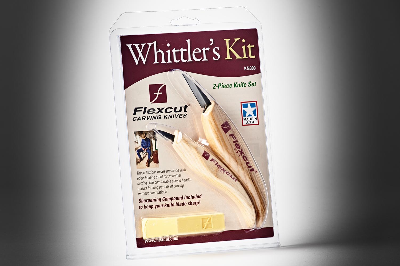 359201 #KN300 FlexcutWhittler'sKit 4296