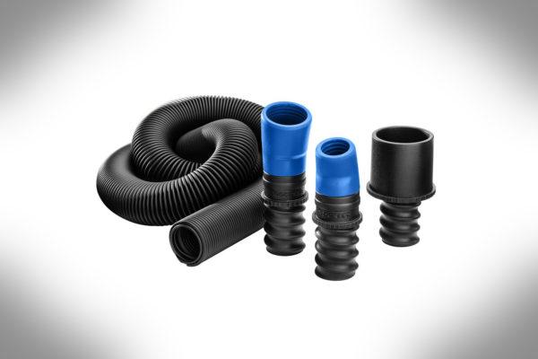 Dust Right FlexiPort Power Tool Hose Kit, 3'-1
