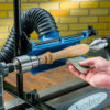 Dust Right® Lathe Dust Collection System 52981-3