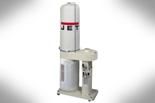 Jet DC-650 1HP Dust Collector-#708642BK