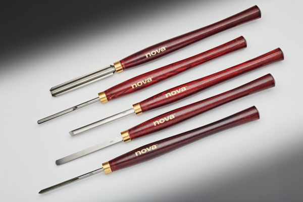 Nova 5 Pc. Standard Chisel Set-#9034-9