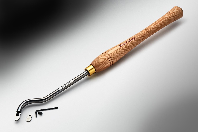 Robert Sorby #851H Swan Neck Medium Hollowing Tool