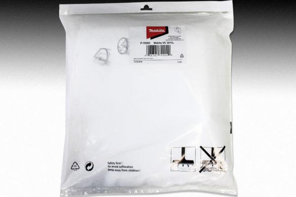 Fleece Nano Filter Bag, 5-pack P-78293-1