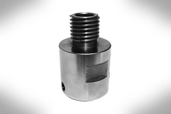 Nova M33 X 3.5 Spindle To 1″ X 8tpi Direct Thread Chuck 9084