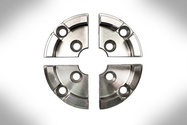 Nova 70mm (2.75″) Jaw Set JS100N-1