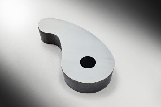 Rikon Paisley Left Carbide Insert Cutter 70-817