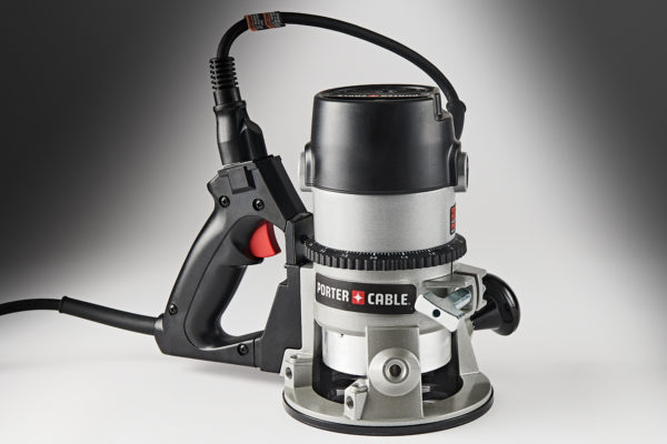 Porter Cable 1-34 HP D-Handle Router 691-2