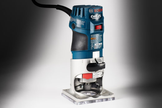 Bosch Colt™ Electronic Variable-Speed Palm Router PR20EVS-3