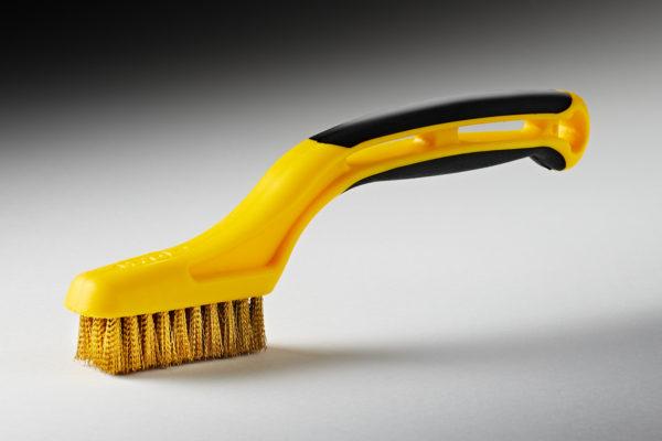 Brass Bristle Brush