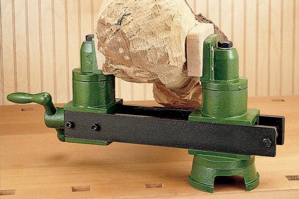 WoodRiver Patternmaker's or Gunstock Carving Vise 142768