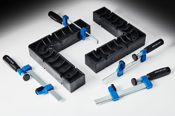 Rockler Clamp-It® Assembly Square 6-Pc. Kit 69954-3