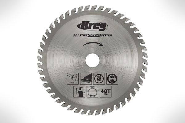 Kreg Adaptive Cutting System 48-Tooth Saw Blade ACS705