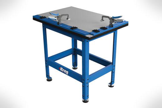 Kreg Clamp Table and Steel Stand Combo KCT-COMBO