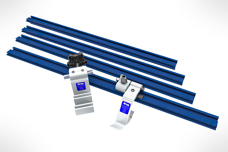 Kreg Precision Trak & Stop Kit KMS8000