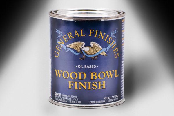 General Finishes Wood Bowl Finish Oil Based