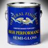 General Finishes Semi-Gloss High Performance Polyurethane Water Based Topcoat