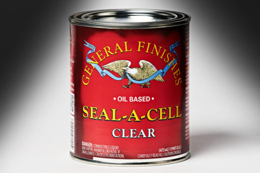 General Finishes Oil Based Seal-A-Cell Clear