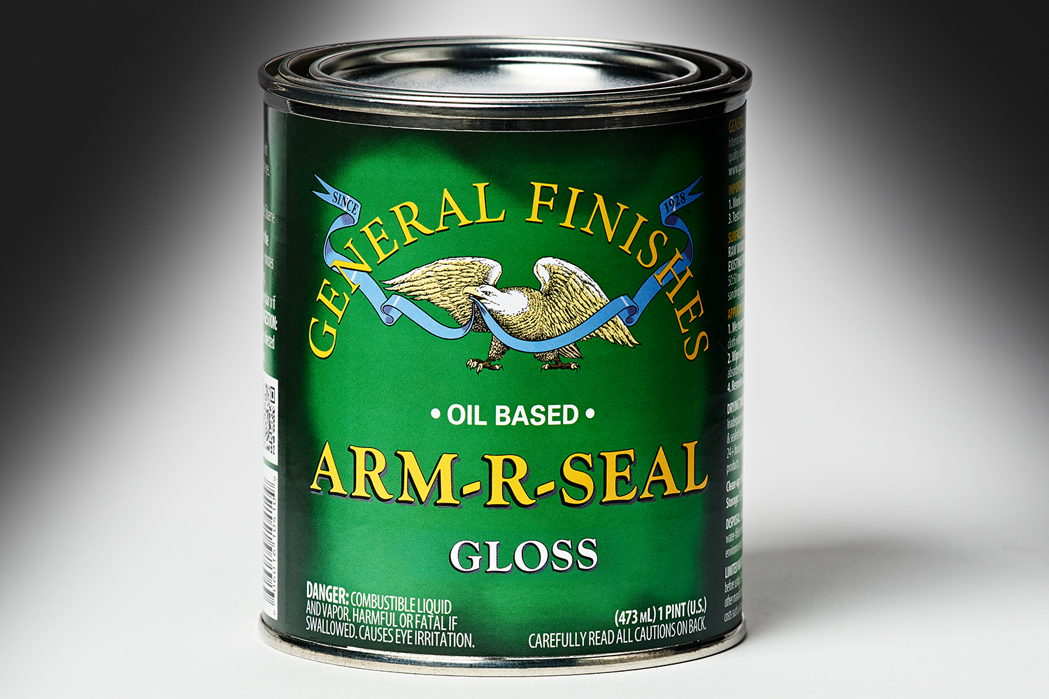 General Finishes Gloss Arm-R-Seal Oil Based Topcoat