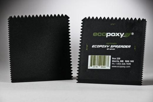 Ecopoxy 4 V Notched Spreader #EP-SPV01-36BOX