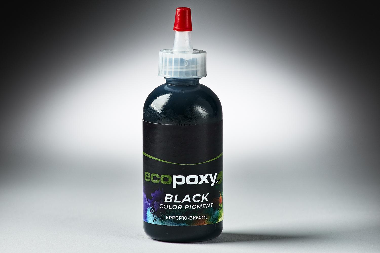 570019 #EPPGP10 BK60ml EcopoxyColorPigment Black 60ml 6429