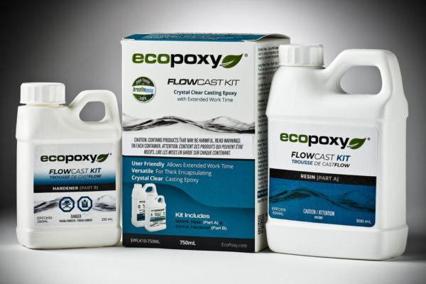 570057 Ecopoxy Flowcast Variable Item 750mL