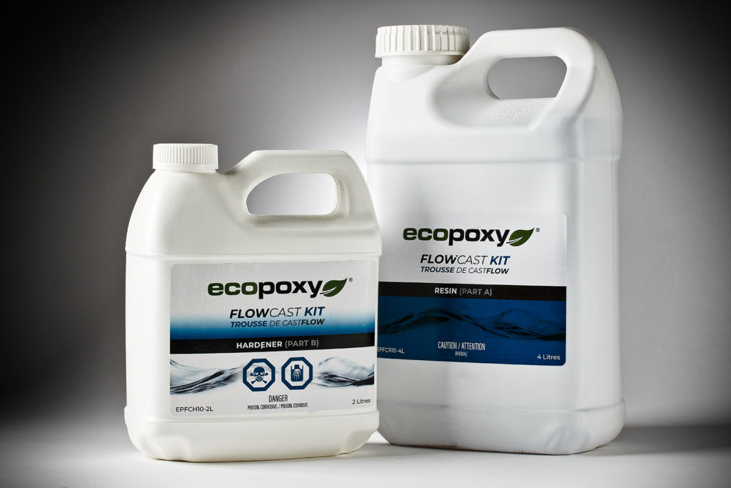 Ecopoxy Flowcast Variable Item 3L