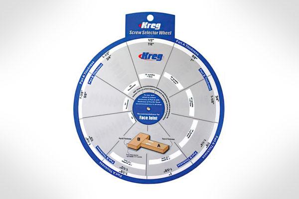 Kreg Screw Selector Wheel SSW