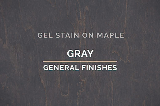 Stains. Gel Based Stains, Gray, General Finishes,