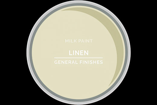 General Finishes Milk Paint Linen Water Based
