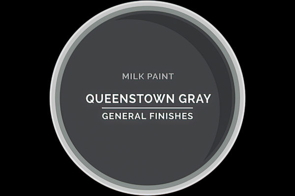 General Finishes Milk Paint Queenstown Gray Water Based