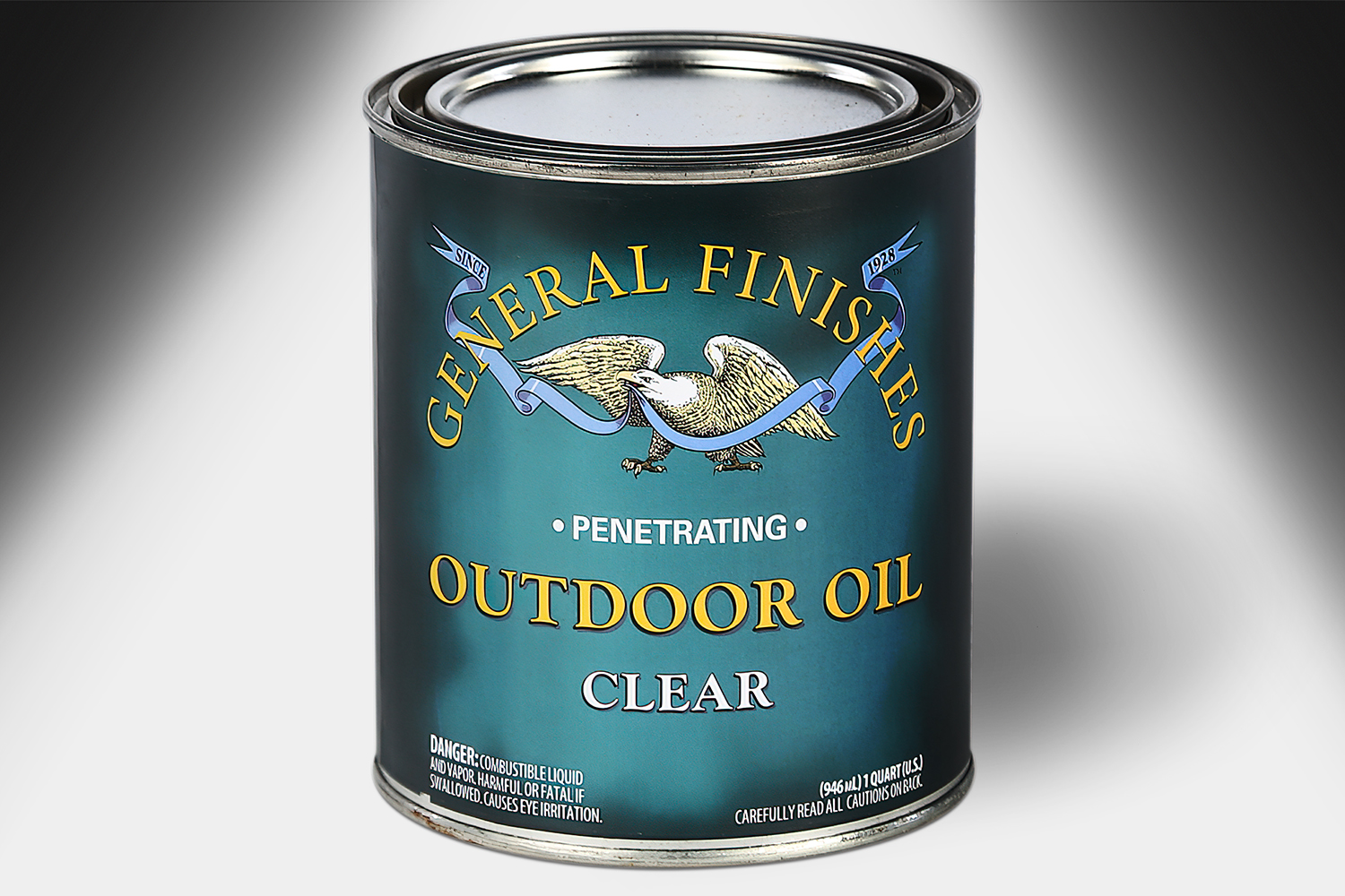 General Finishes Outdoor Oil Quart
