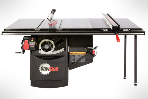 SawStop® Industrial Cabinet Saw ICS31230-36