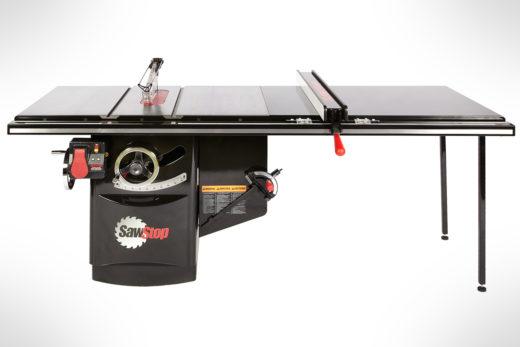 SawStop® Industrial Cabinet Saw ICS51230-52
