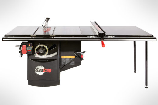 SawStop® Industrial Cabinet Saw ICS31230-52