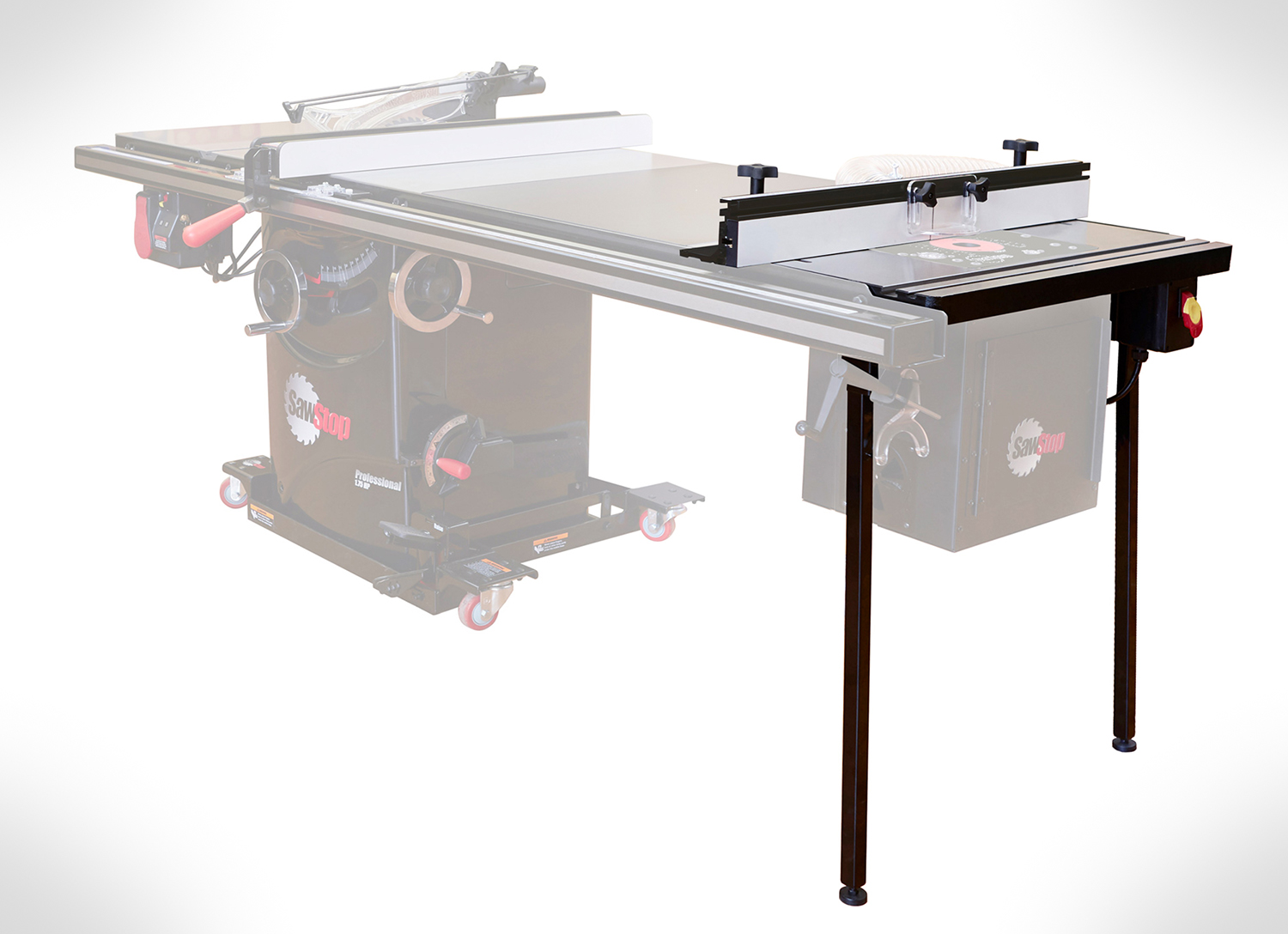 SawStop 27 In-Line Router Table RT-TGP