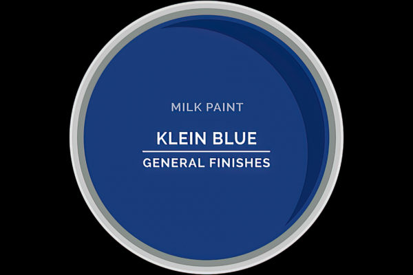 General Finishes Milk Paint Klein Blue Water Based