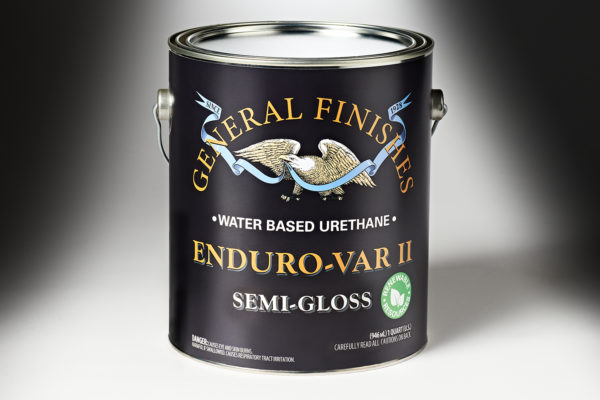 General Finishes Enduro-Var II Semi-Gloss Quart