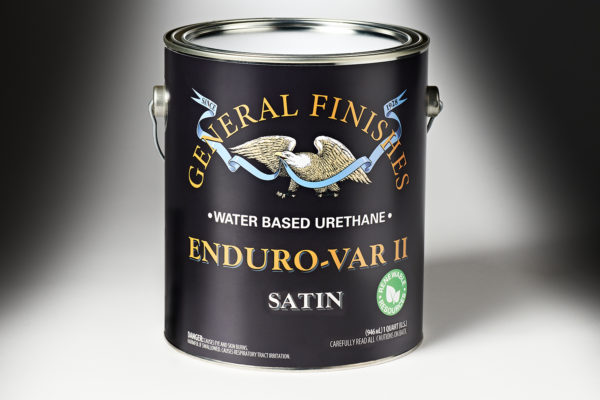 General Finishes Enduro-Var II Satin Quart