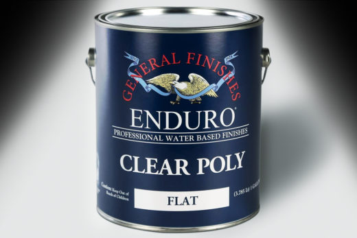 General Finishes Enduro Clear Poly Flat Gallon