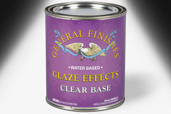 General Finishes Glaze Effects Clear Base Water Based