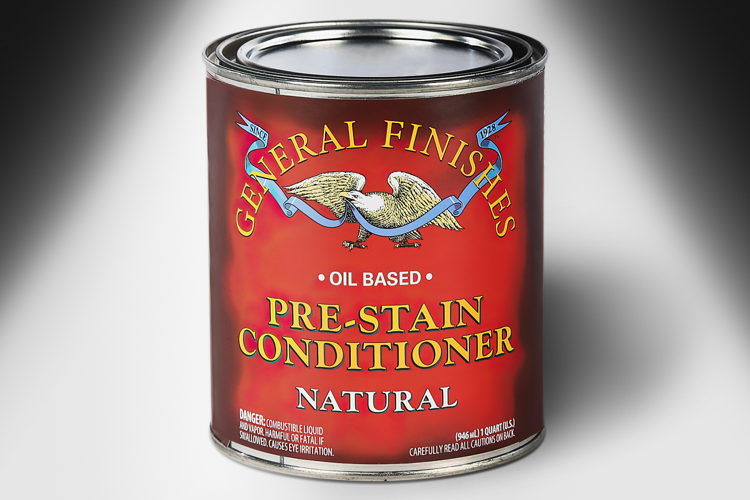 General Finishes Pre-Stain Wood Conditioner Natural Oil Based