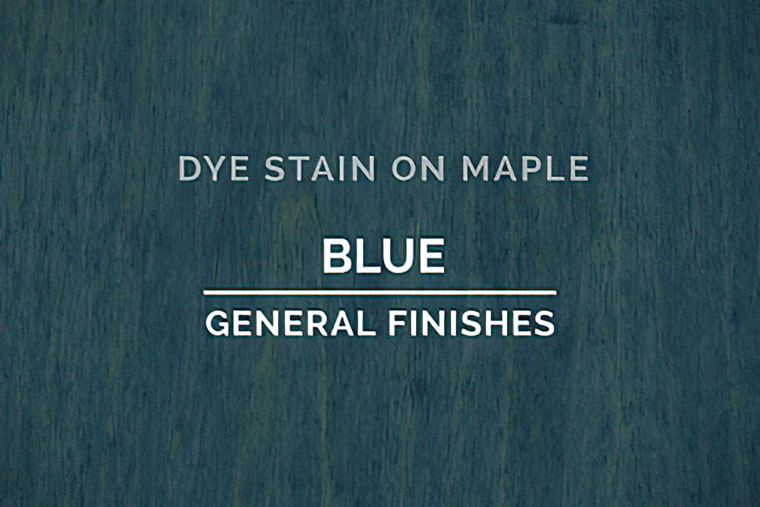 General Finishes Blue Dye Pint