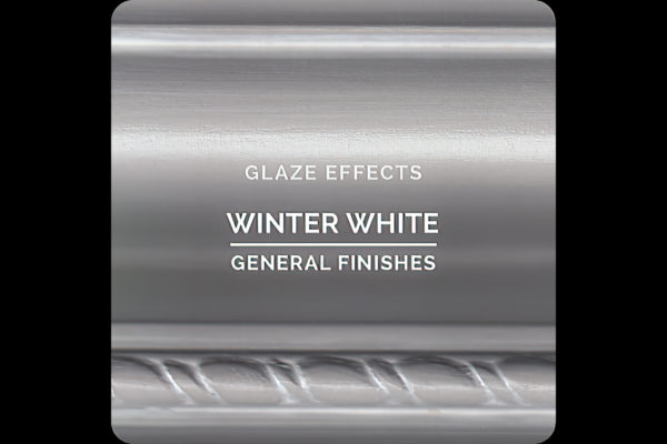 General Finishes Glaze Effects Winter White Water Based Pint