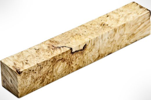 Stab Box Elder Pen Blank Rockler Woodworking & Hdw 41510