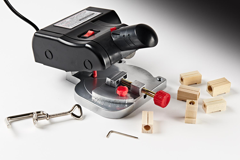 Mini Cut-Off Saw with 4 tube jigs TUBESAW
