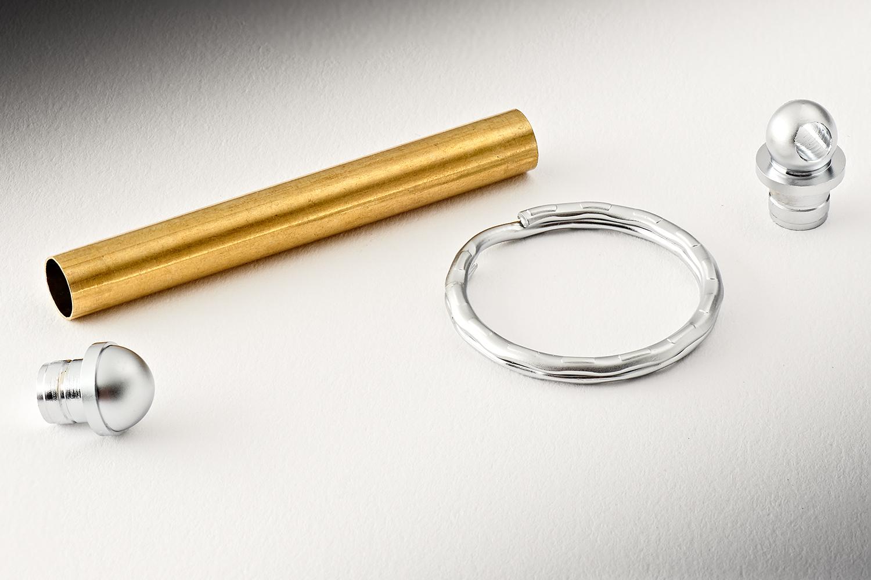 Brushed Satin Key Chain Kit PKKEYS PSI