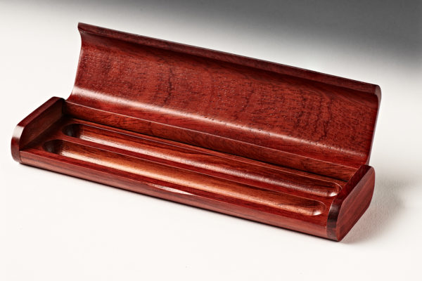 Oversized Rosewood Gift Boxes Two Pens PKBOXOS2