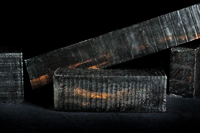 Ebony Pen Blank Cormark